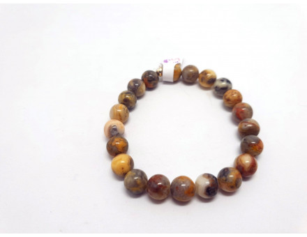 AGATE CRASY LACE 8MM