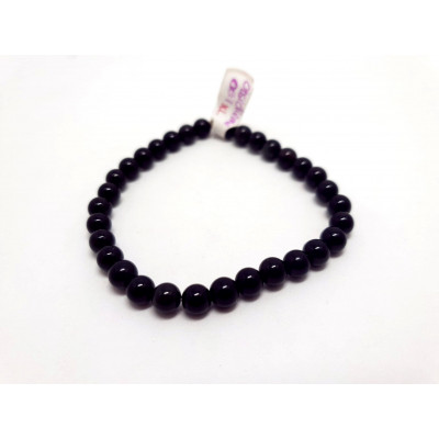 OBSIDIENNE 6 MM