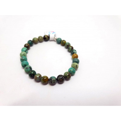 TURQUOISE AFRICAINE 6 MM