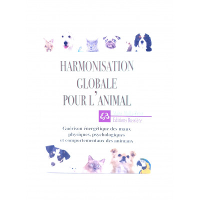 HARMONISATION GLOBALE POUR L ANIMAL