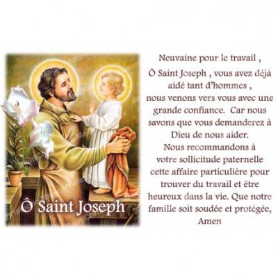 NEUVAINE LES SAINTS SAINT JOSEPH 2