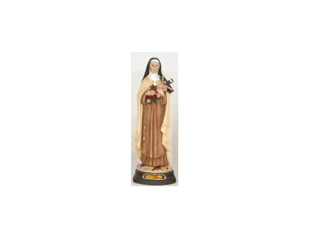 STATUE RESINE STE THERESE